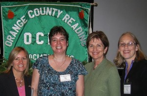 image of Dr. Erica Bowers, Julie Niles Petersen, Dr. Elfrieda Hiebert, & Megan Sommers