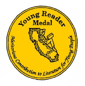 image of the California Young Reader Medal
