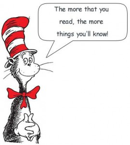 image of a Dr. Seuss quote