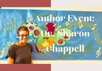 "Meet the Author: Dr. Sharon Chappel ""Little Green Monster: Cancer Magic!"""