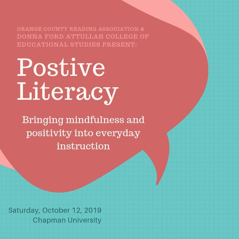 Positive Literacy Conference