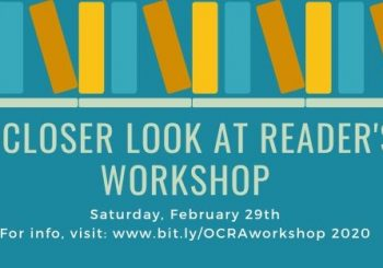 Reader's Workshop Event 2.29.20