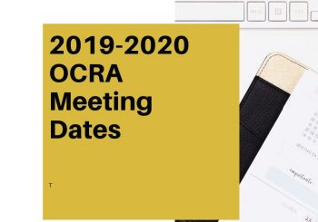 OCRA Meetings